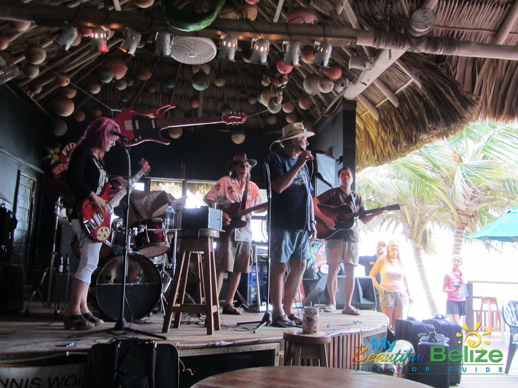 The Famous Fido's in Ambergris Caye | Ambergris Today ...  |Fidos San Pedro Belize