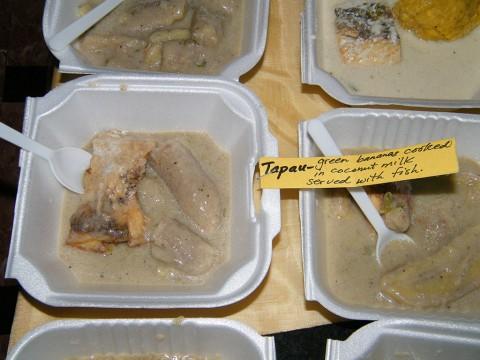 Garifuna-Food