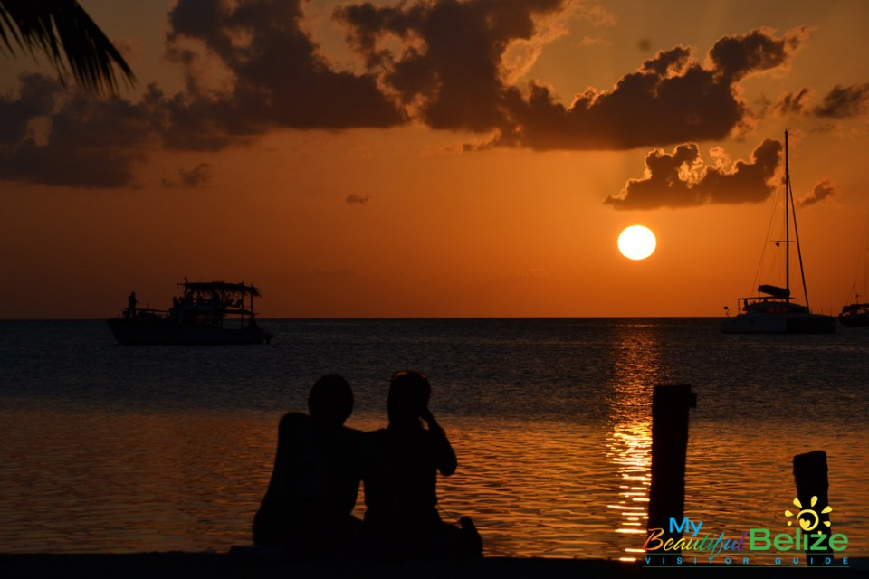 Caye-Caulker-Sunset-8