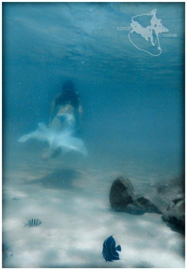Conch Creative Mermaid