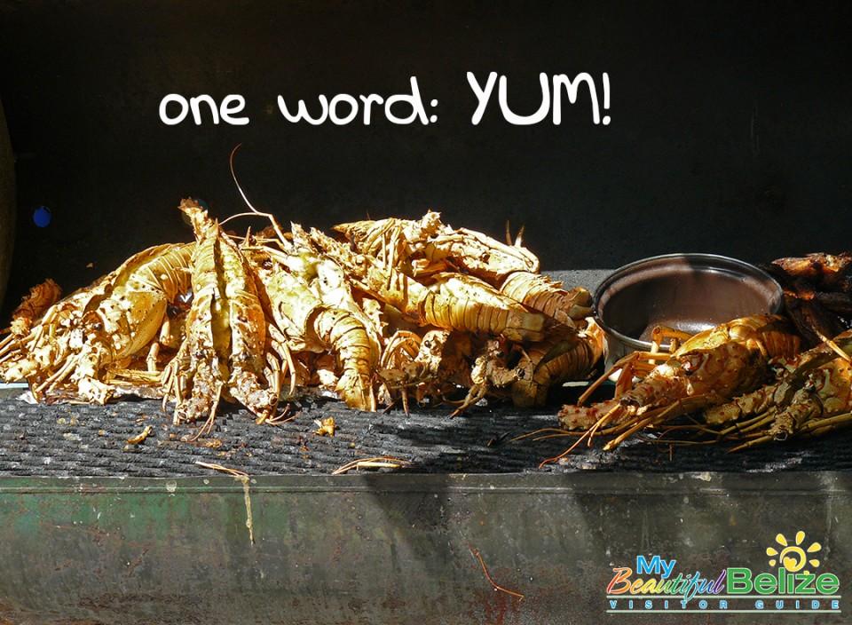 Finger Licking Fiestas: Lobster Fest 2013! - My Beautiful Belize