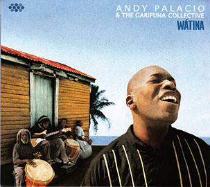 Andy Palacio - Wátina_front
