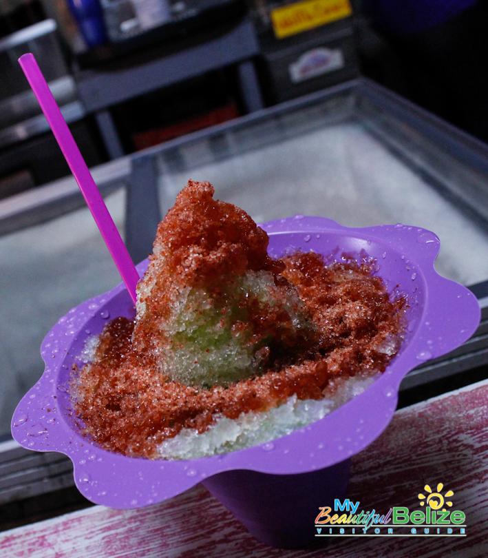 Chamoy Shaved Ice-4
