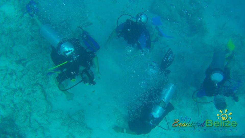 Blue Hole Dive 23