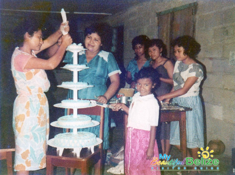 Cake Decorating 1980's