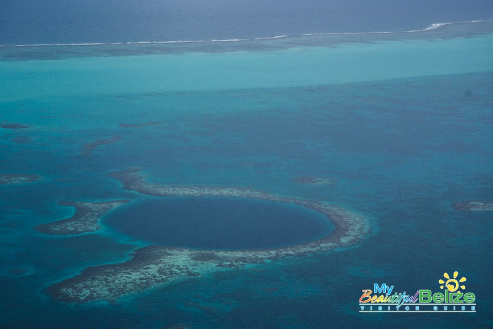 Blue Hole Aerial Tour-5