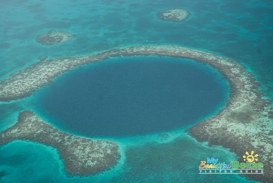 Blue Hole Aerial Tour-6