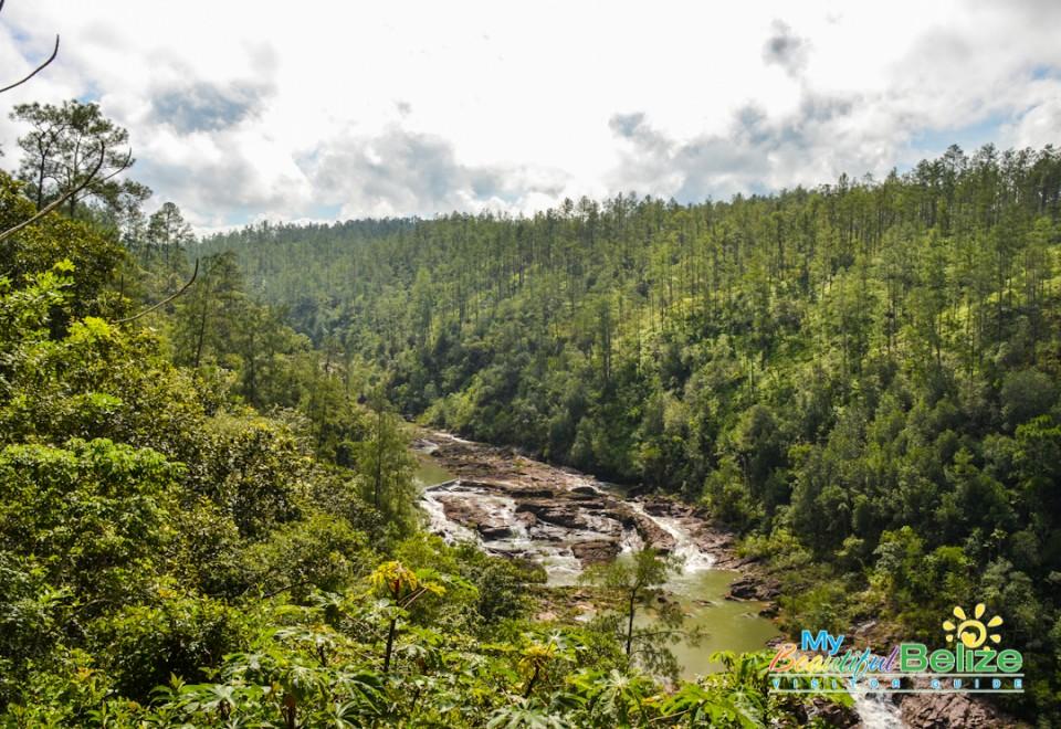 Five Sister Falls at Gaia Riverlodge-5
