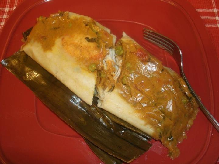 Belizean Tamales