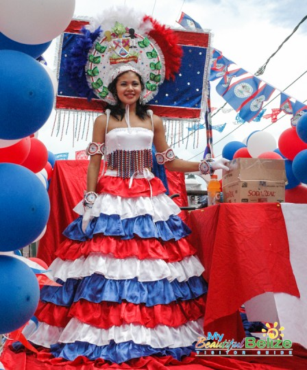 33rd September Celebrations Belize Parade-3