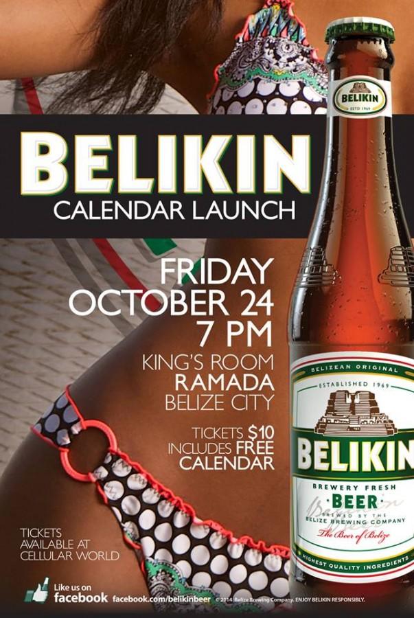 Calendar Launch Poster