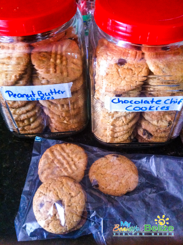 Peanut Butter Chocolate Chip Cookies-4