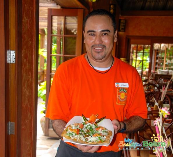 Pineapples Restaurant Ramons Village Food-11