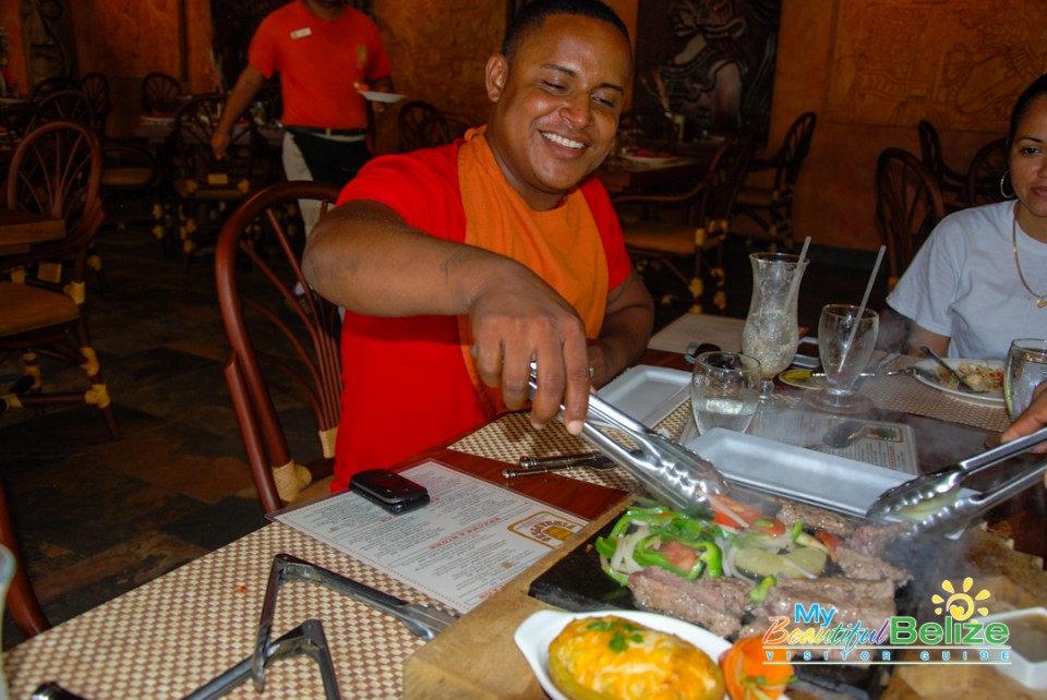 Pineapples Restaurant Ramons Village Food-4