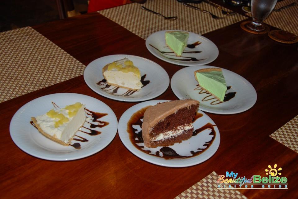 Pineapples Restaurant Ramons Village Food-8