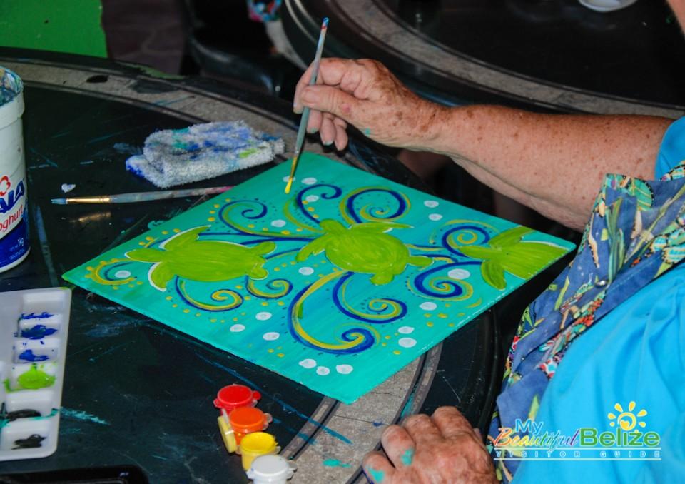 Splash n Paint Party Crazy Canuck's-3