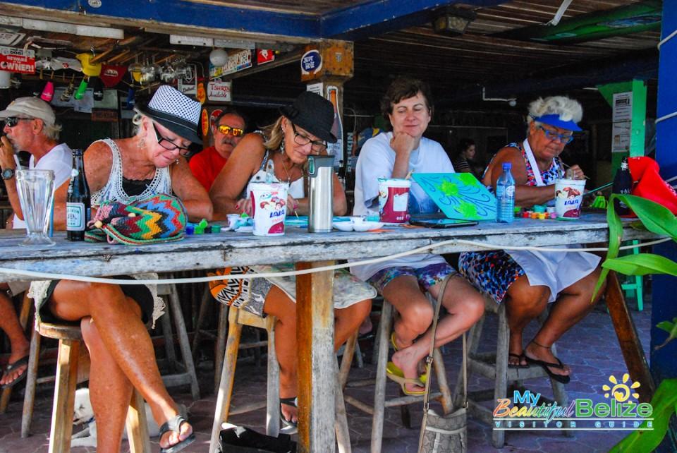 Splash n Paint Party Crazy Canuck's-5