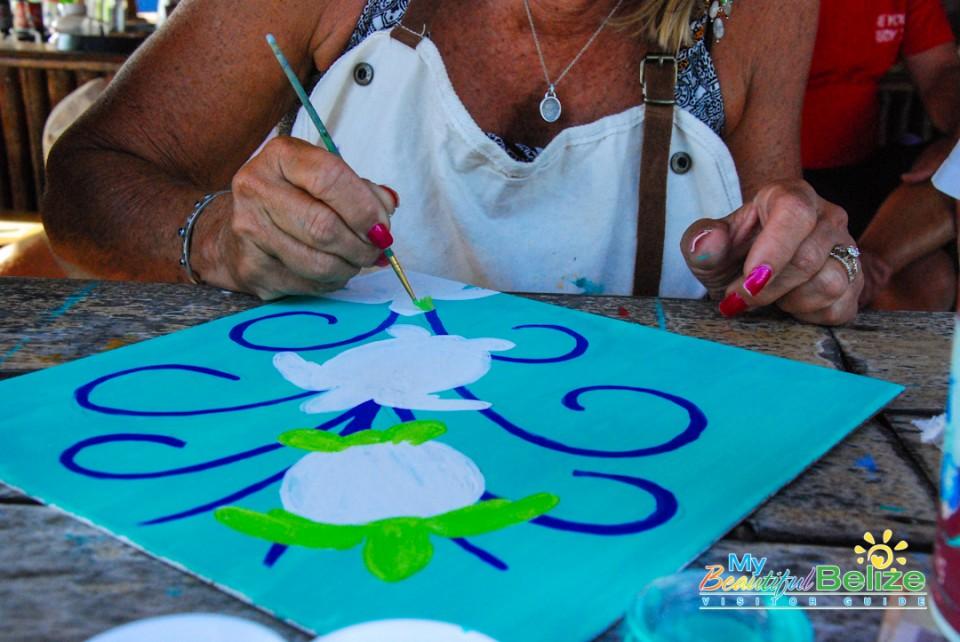 Splash n Paint Party Crazy Canuck's-6