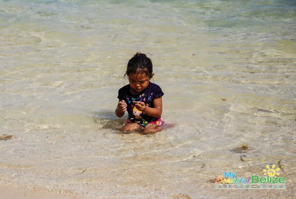 Swim Girl San Pedro Ambergris Caye-2