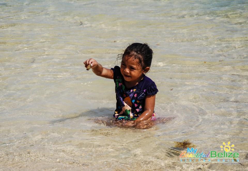 Swim Girl San Pedro Ambergris Caye-3