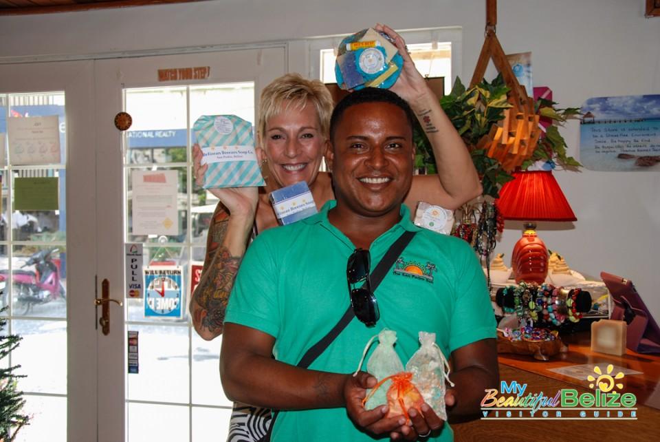 Belizean Breezes Soap Company-5