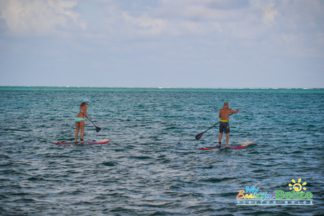 Big SUP Paddle Boarding-4