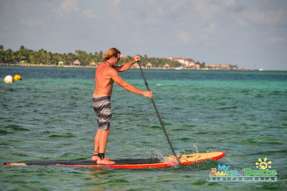 Big SUP Paddle Boarding-5