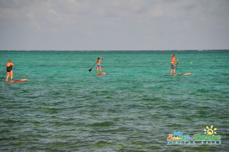 Big SUP Paddle Boarding-7