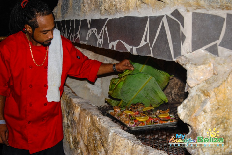 Pirate's Treasure Chef's Table Belize Food-12