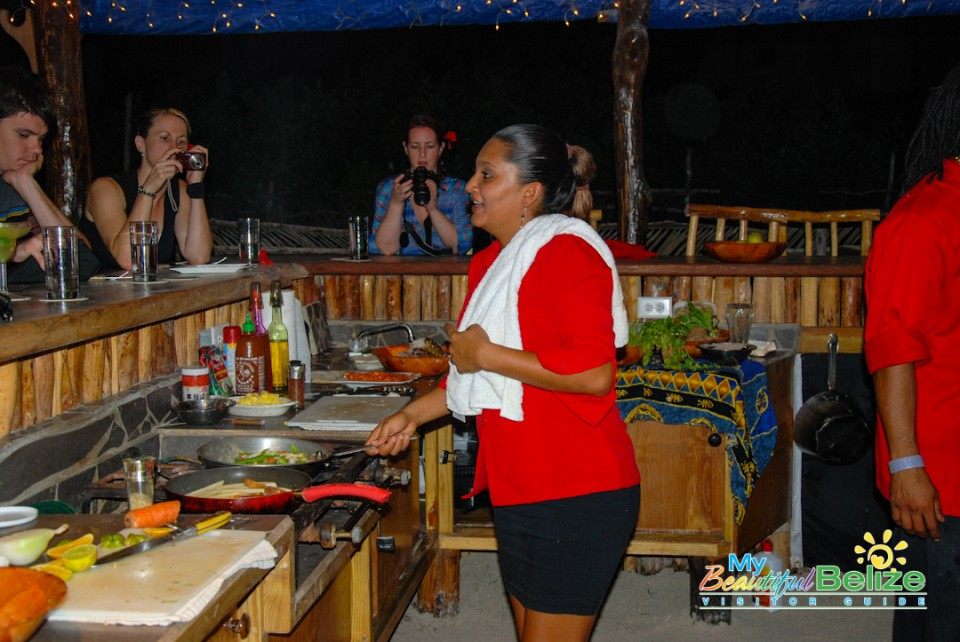 Pirate's Treasure Chef's Table Belize Food-7