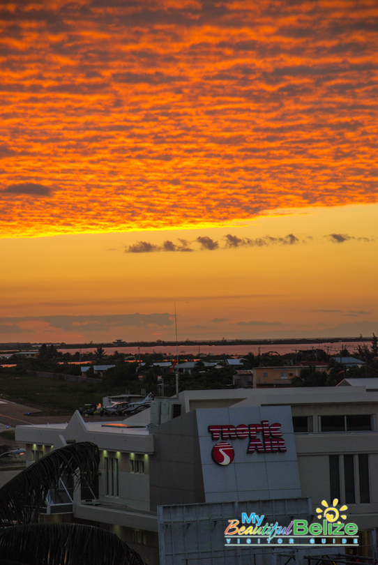 Sunsets on Ambergris Caye-4