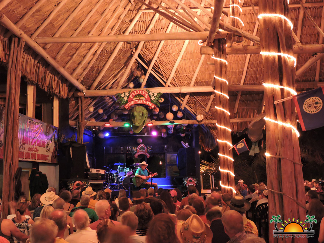 Fun at Fido's – Every Night of the Week! - My Beautiful Belize  |Fidos San Pedro Belize