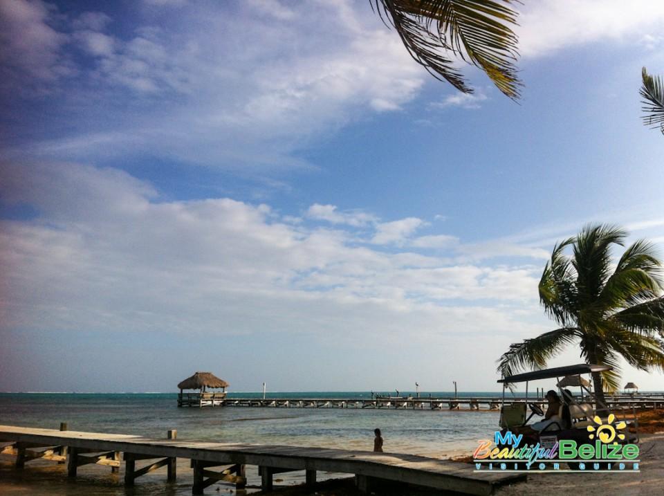 Beach Day Walk South Ambergris Caye-2