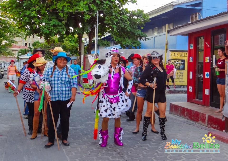 Carnaval 2015 San Pedro Ambergris Caye-14
