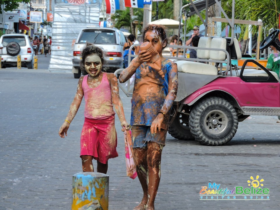Carnaval 2015 San Pedro Ambergris Caye-18