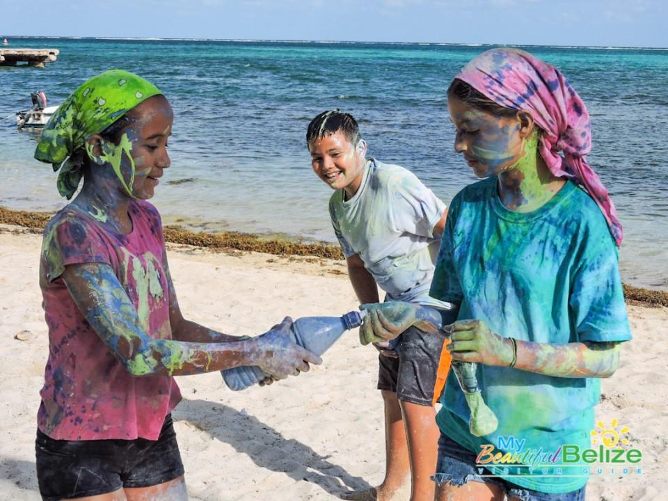Carnaval 2015 San Pedro Ambergris Caye-21