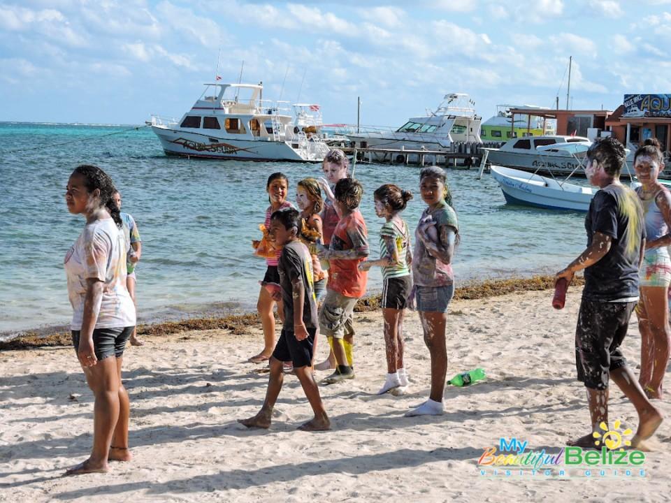 Carnaval 2015 San Pedro Ambergris Caye-22