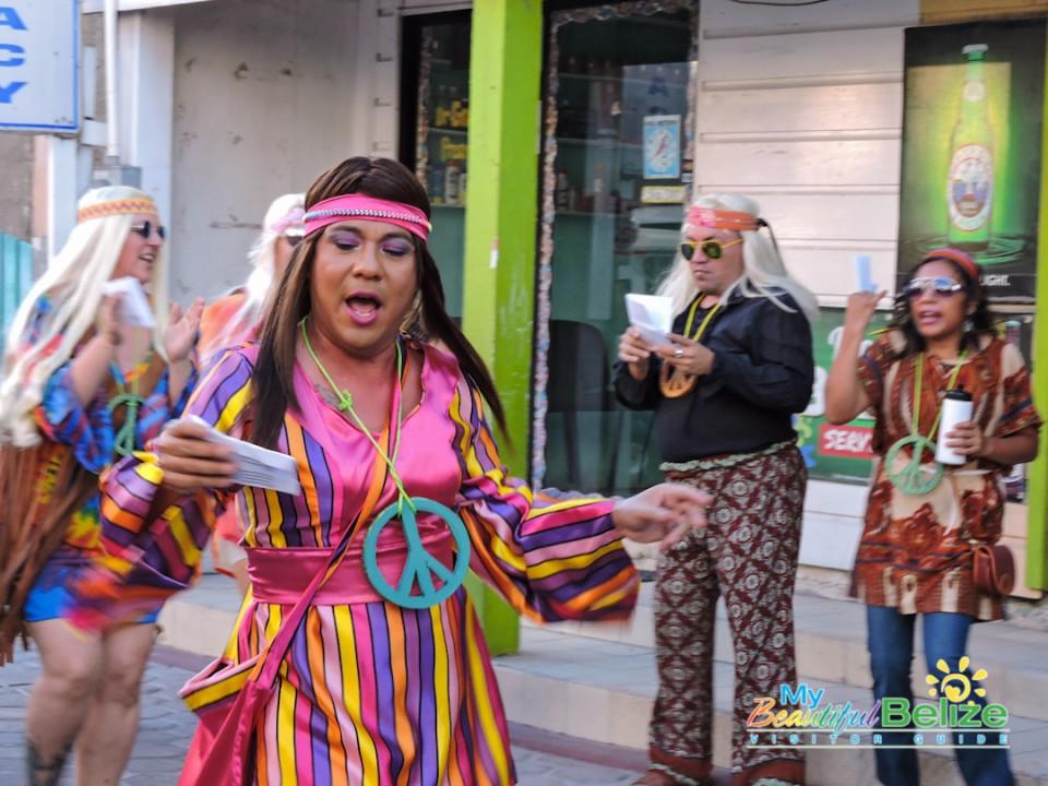 Carnaval 2015 San Pedro Ambergris Caye-26
