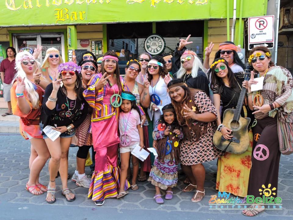 Carnaval 2015 San Pedro Ambergris Caye-28