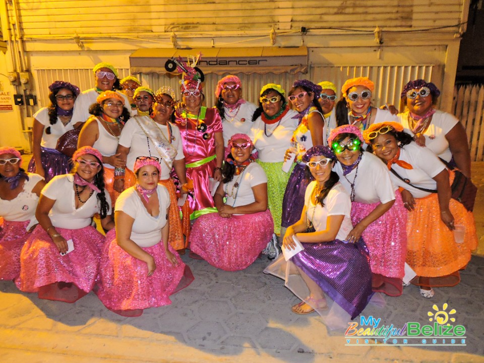 Carnaval 2015 San Pedro Ambergris Caye-36