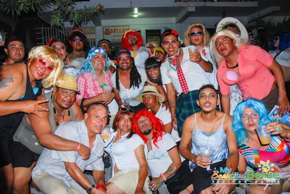 Carnaval 2015 San Pedro Ambergris Caye-37