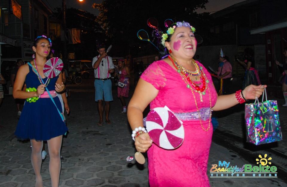 Carnaval 2015 San Pedro Ambergris Caye-39