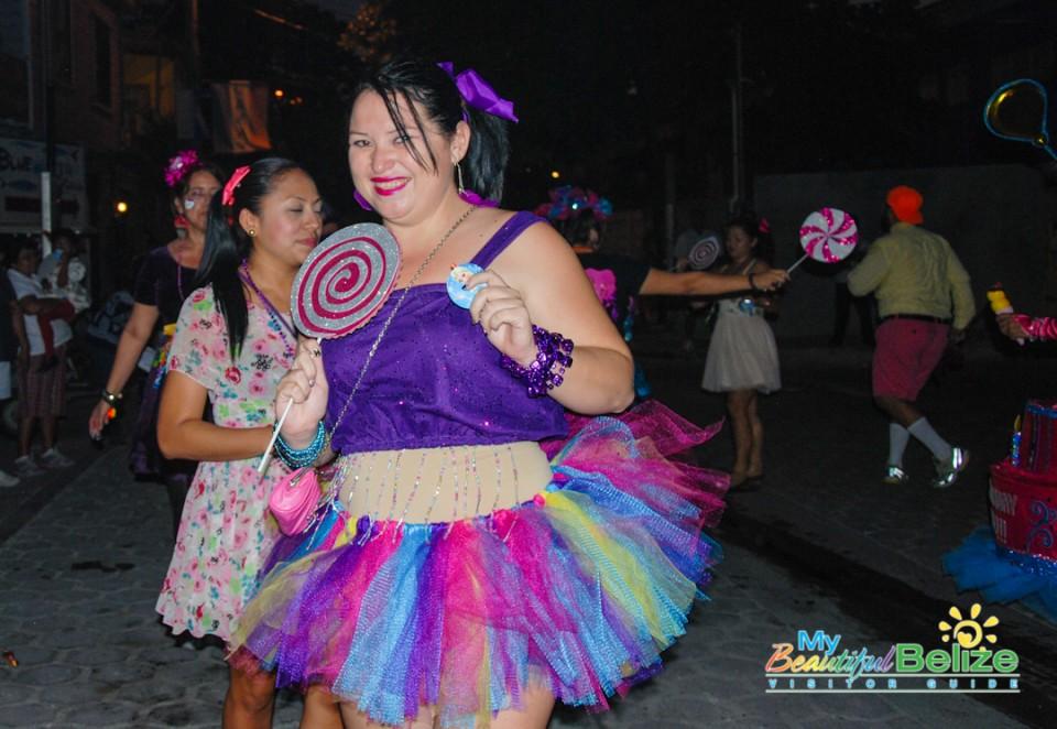 Carnaval 2015 San Pedro Ambergris Caye-40