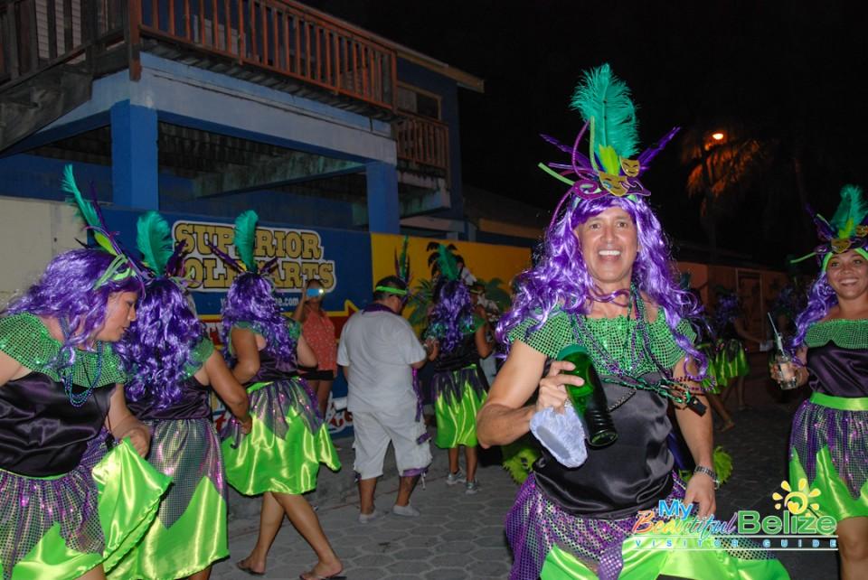 Carnaval 2015 San Pedro Ambergris Caye-45