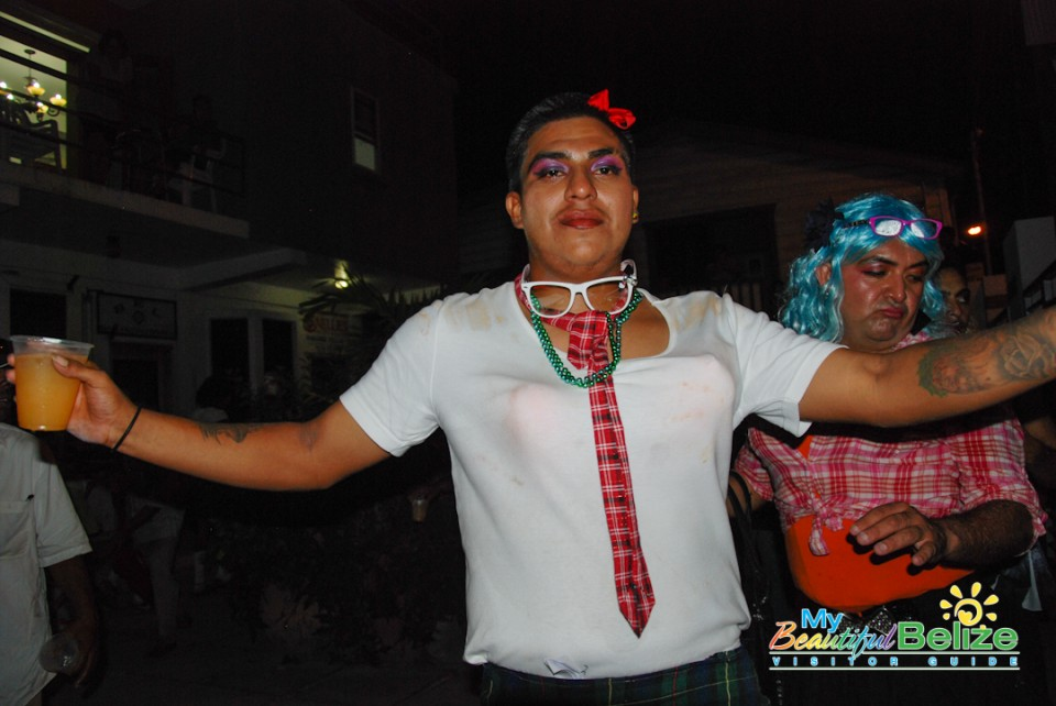Carnaval 2015 San Pedro Ambergris Caye-49