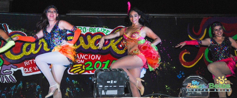 Carnaval 2015 San Pedro Ambergris Caye-5