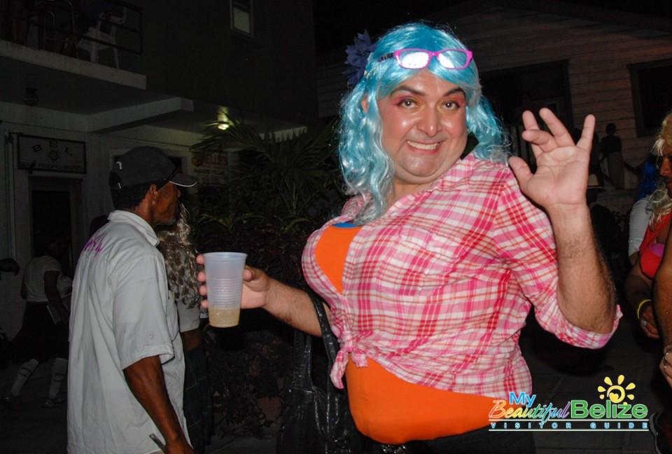 Carnaval 2015 San Pedro Ambergris Caye-50