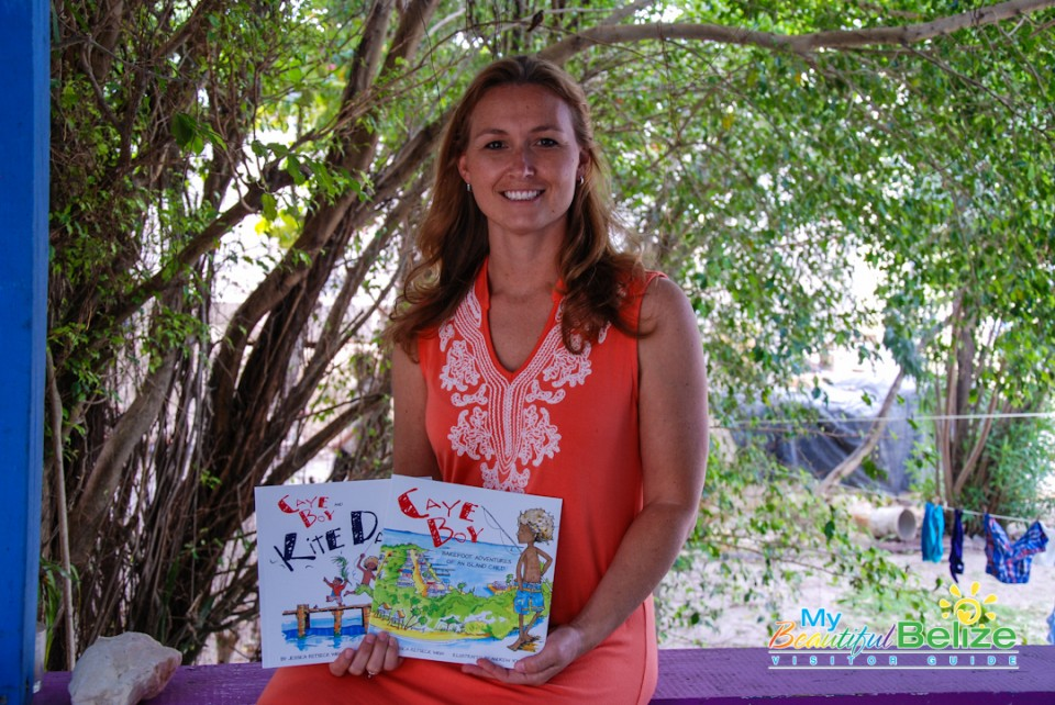 Caye Boy Story Books-1