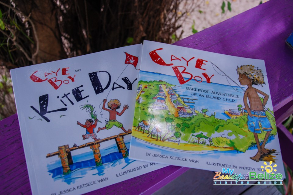 Caye Boy Story Books-2