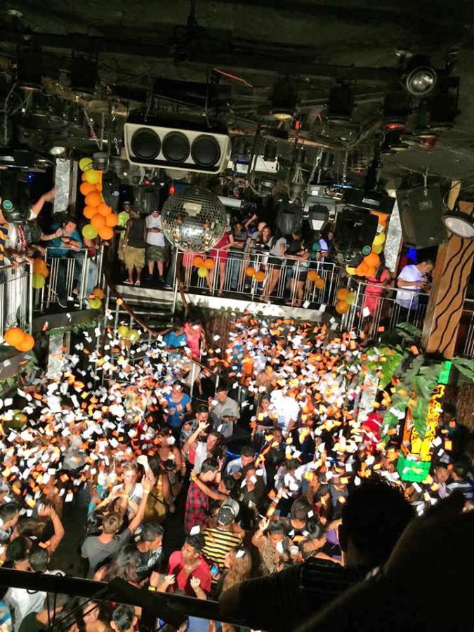 Jaguars Temple Night Club